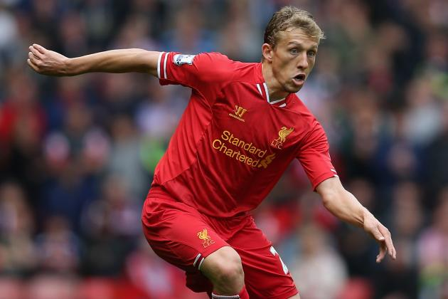 Why Lucas Leiva Shouldn't Return to Liverpool Lineup vs. West Brom