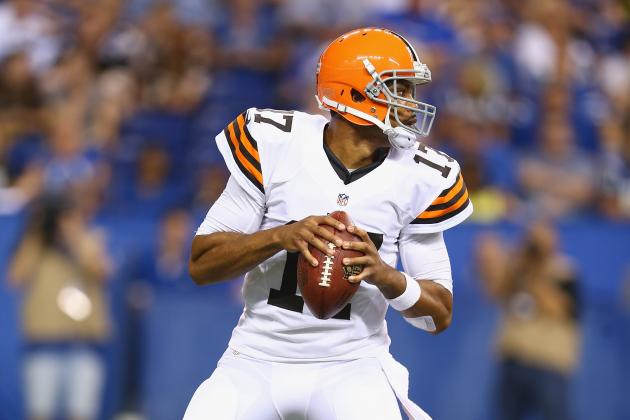Jason Campbell Named Starter for Sunday