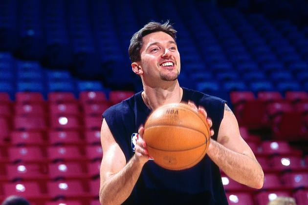 Steve Kerr Dishes on Toni Kukoc's Former Massive Pregame Meal Ritual