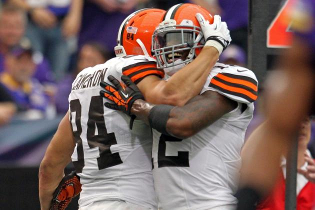 Josh Gordon and Jordan Cameron's Updated Fantasy Outlook with Jason Campbell