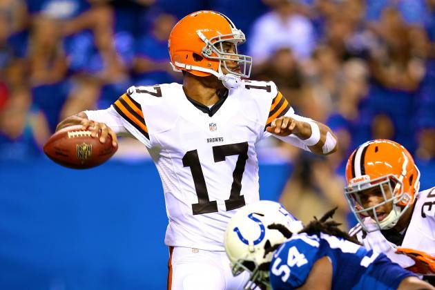 Jason Campbell Replaces Brandon Weeden as Browns' Starter for Week 8