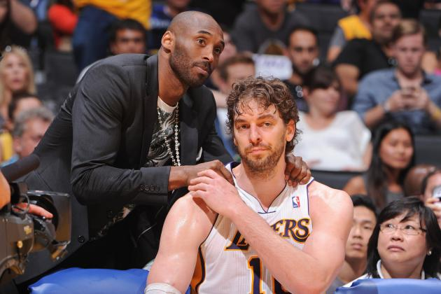 NBA Trade Rumors: 5 Reasons the Celtics and Lakers Should Swap Rondo and Gasol