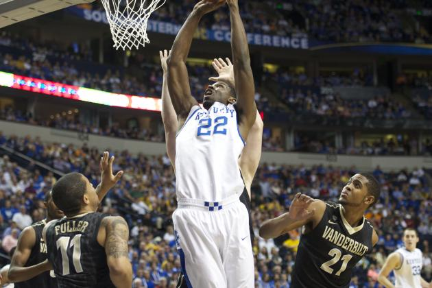 Progress of Alex Poythress Is Key to Kentucky's Success