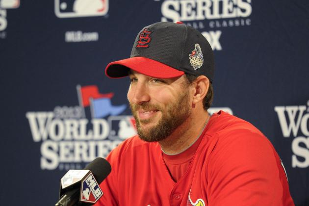 Why Adam Wainwright Has Edge over Jon Lester in Game 1 of World Series
