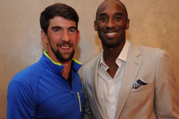 Phelps Training, but Still Quiet on Comeback