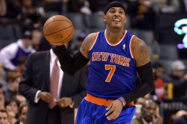 Begley: Experts Weigh in on Melo's Shoulder