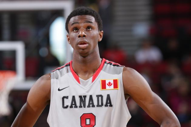 Andrew Wiggins Says It's 'Unfair' to Compare Him to LeBron James or Kevin Durant