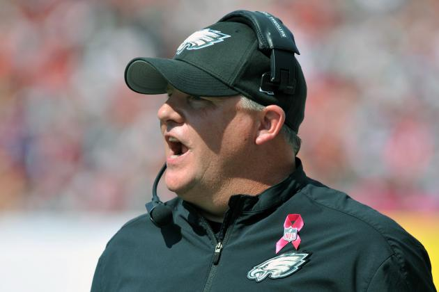 Quotes (10/23): Chip Kelly on facing Giants