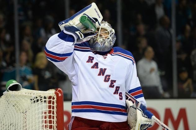 Henrik Lundqvist Injury: Updates on Rangers Star's Status