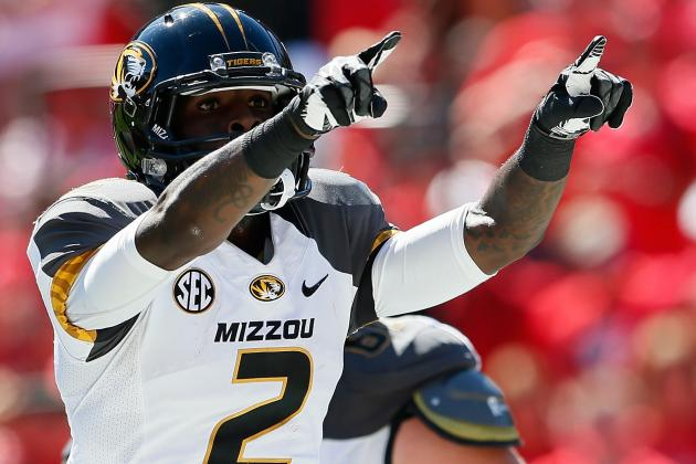 Will South Carolina vs. Missouri Be the SEC East Game of the Year?