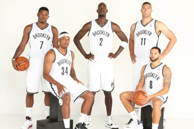 Nets to Rest Entire Starting Five vs. Boston