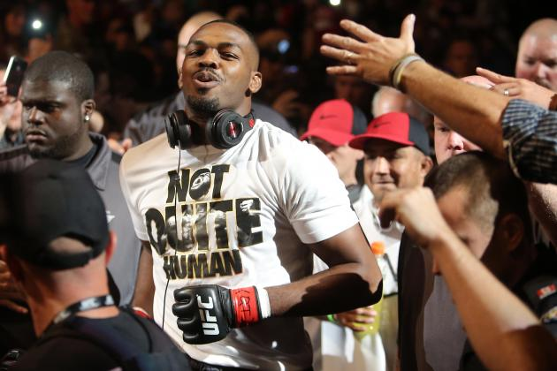Cain Velasquez vs. Jon Jones in 2014? Don't Hold Your Breath