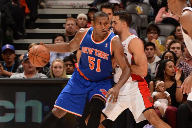 Why Metta World Peace Deserves a Starting Spot with the New York Knicks