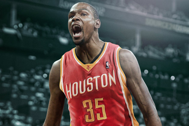 Jalen Rose Predicts Kevin Durant to Rockets, Russell ...
