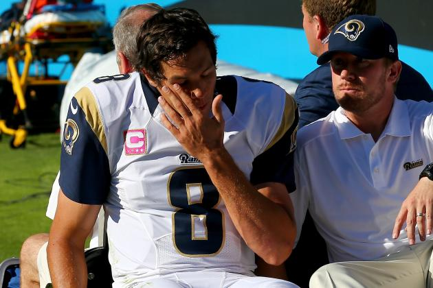 Rams Try to Regroup Following Loss of Bradford
