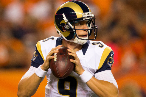 Don't Expect Much from New Rams' QBs