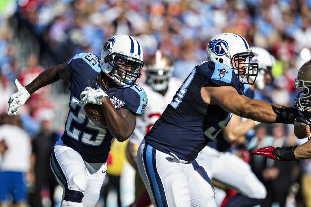 Power Rankings: No. 17 Tennessee Titans