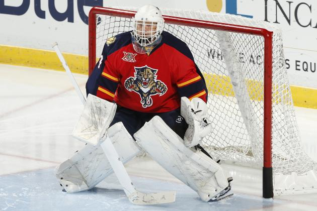 Tim Thomas Injury: Updates on Panthers Star's Status, Likely Return Date