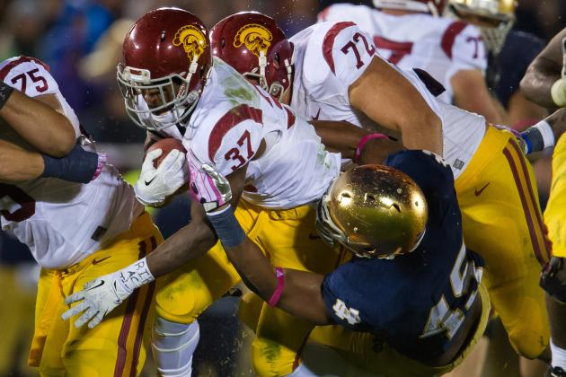 Trojans, Utes Battle to Rebound