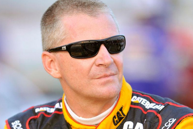 Jeff Burton Weighing 2014 Options