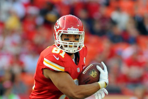 Sources: Chiefs Waiving Moeaki with Injury Settlement