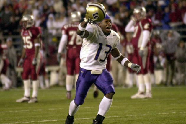 Nate Robinson One of the Best Corners the NFL Might Have Ever Seen?