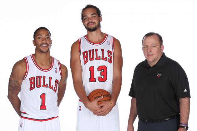 Why Derrick Rose's Return Will Shape Chicago Bulls' Long-Term Future