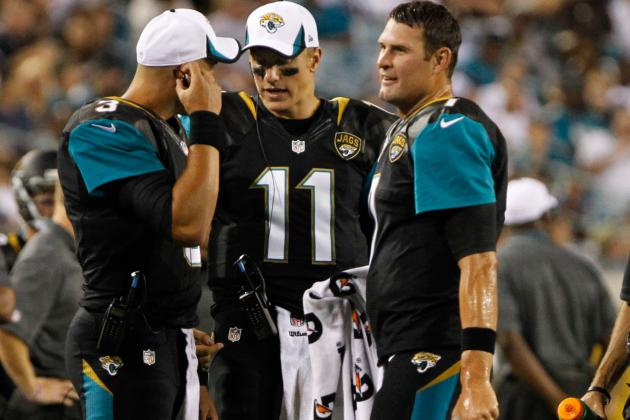 Debate: Who Should Be Jags' Starting QB Moving Forward?