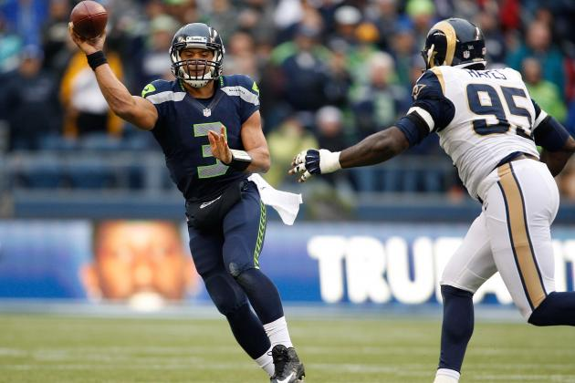 Seattle Seahawks vs. St. Louis Rams: Spread Analysis and Pick Prediction