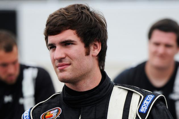 NASCAR Driver Penalized for Insensitive Tweet