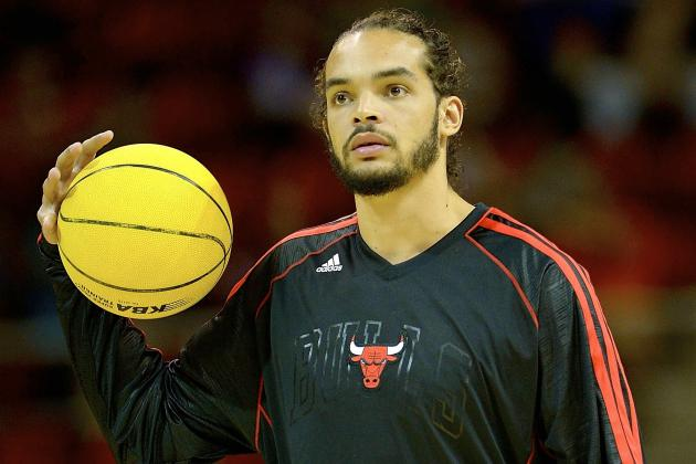 Joakim Noah Injury: Updates on Bulls Star's Groin, Likely Return Date