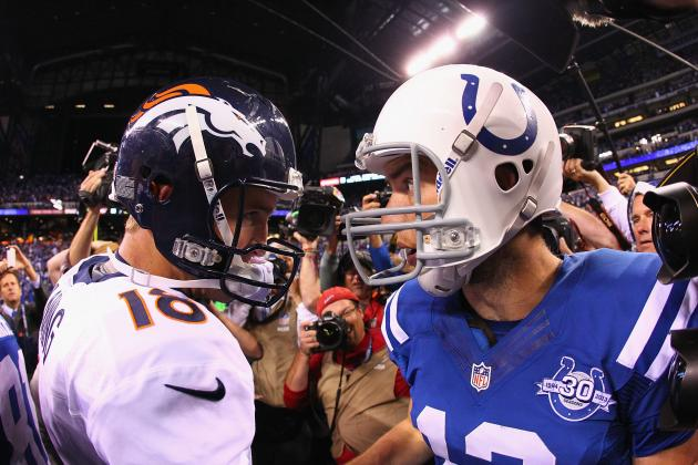 NFL Power Rankings: Where Each Team Stands in Its Divisional Race After Week 7