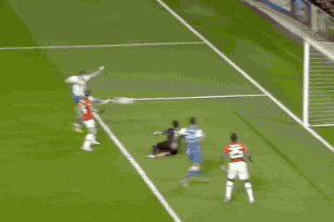 GIF: Inigo Martinez  Own Goal Puts Manchester United Ahead vs. Real Sociedad
