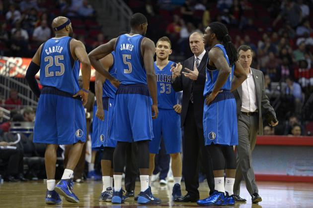 Mavs Look to Build for Opener Against Hawks