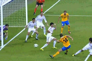GIF: Fernando Llorente Scores for Juventus vs. Real Madrid in Champions League