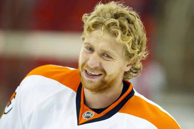 Jakub Voracek: 'I Can Be Way Better'