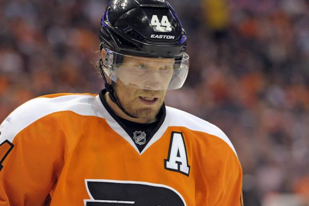 Timonen Gets the Message After Power-Play Demotion