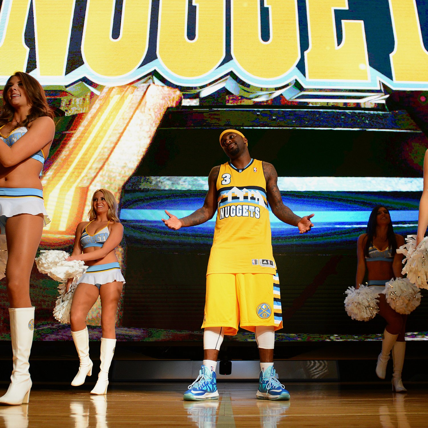 Denver Nuggets Schedule: Denver Nuggets Preview 2013-14: Lineup, Roster Predictions