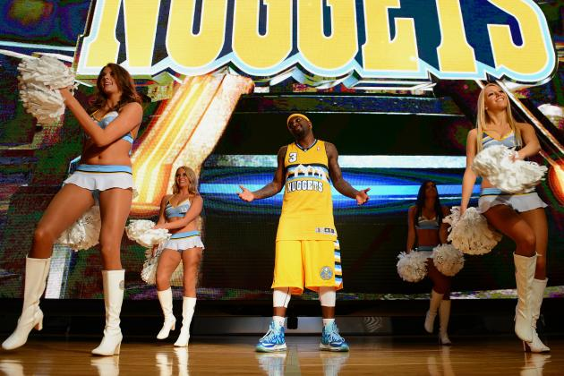 Denver Nuggets Preview 2013-14: Lineup, Roster Predictions, Team Analysis