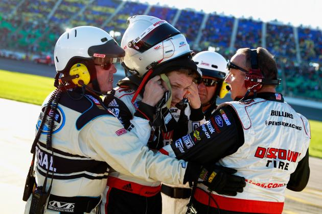 Budding NASCAR Feuds Most Likely to Boil over in Near Future