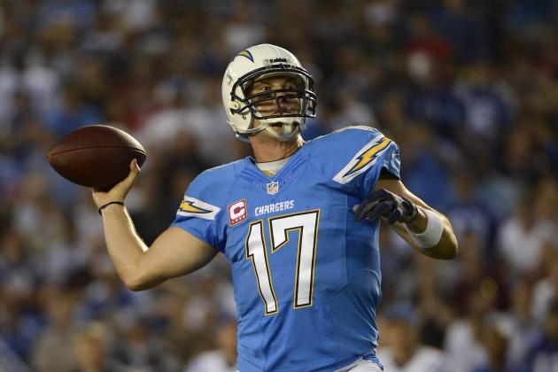 QB Watch: Chargers' Philip Rivers