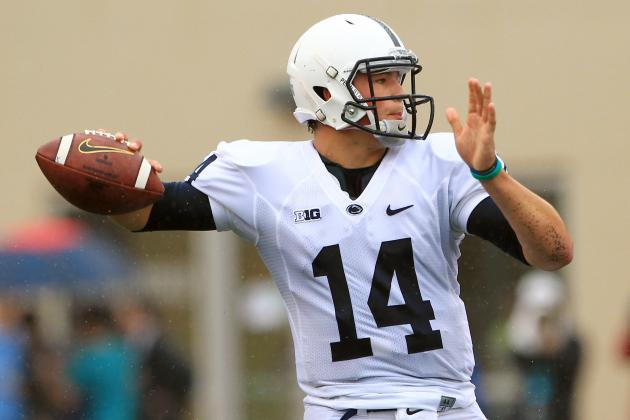 Penn State vs. Ohio State: Are the Nittany Lions in over Their Heads?