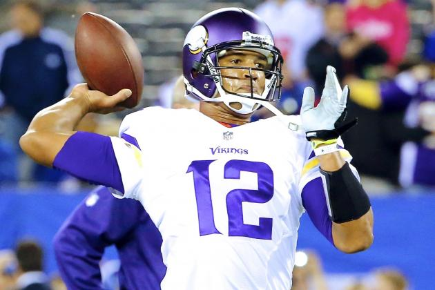Josh Freeman Injury: Updates on Vikings QB's Head and Return