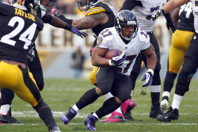 Fantasy Football: Can Ray Rice Return to Form?