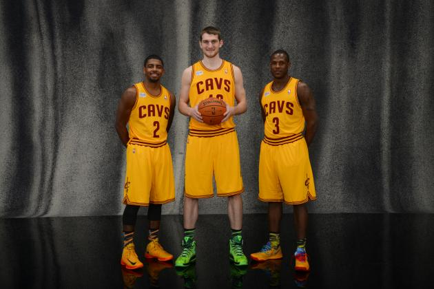 Cavaliers Exercise Contract Options on Kyrie Irving, Dion Waiters and Two Others
