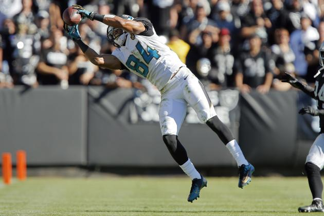 Why Fantasy Owners Can Rely on Cecil Shorts in Week 8 vs. 49ers