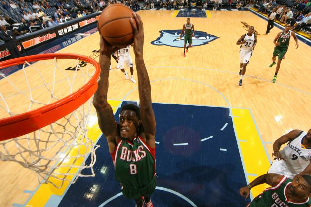 How Milwaukee Bucks' Larry Sanders Can Take His Game to the Next Level