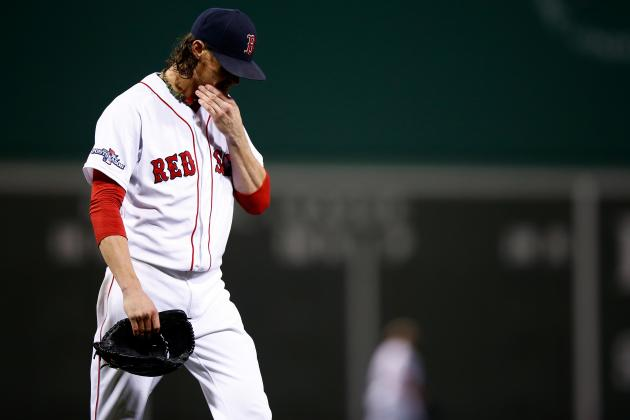 How Red Sox Can Ensure Clay Buchholz's Status Doesn't Cost Them World Series