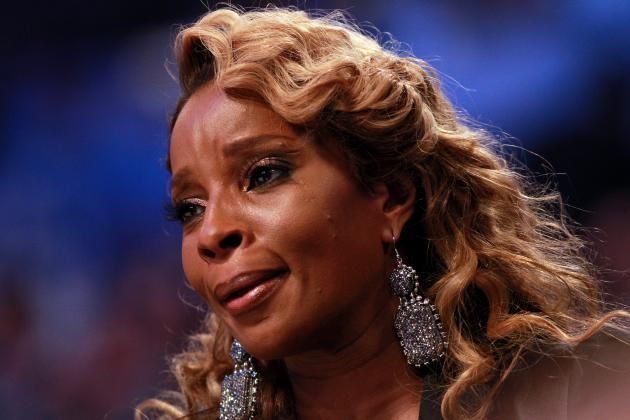 World Series 2013 Game 1 National Anthem: Mary J. Blige to Kick off Fall Classic