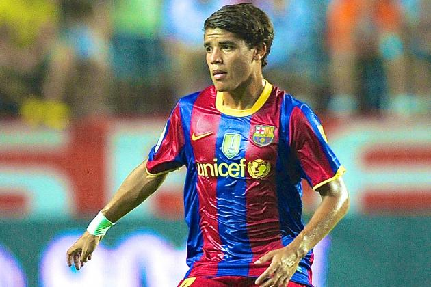 Jonathan Dos Santos Injury: Updates on Barcelona Midfielder's Knee and Recovery